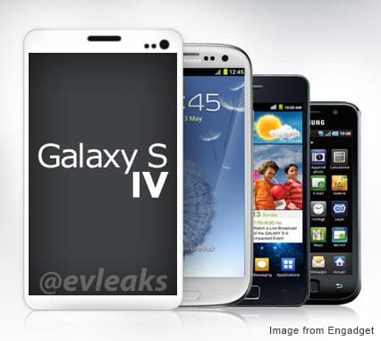 Galaxy S4 Leaked Photos