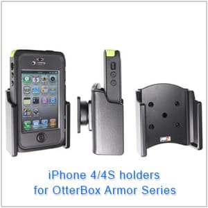 iPhone 4/4S Holder for OtterBox Armor Series