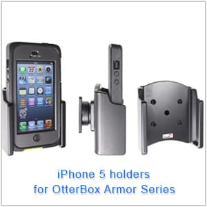 iPhone 5 Holder for OtterBox Armor Series