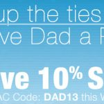 Happy Father's Day – 10% Off Gifts for Dad!