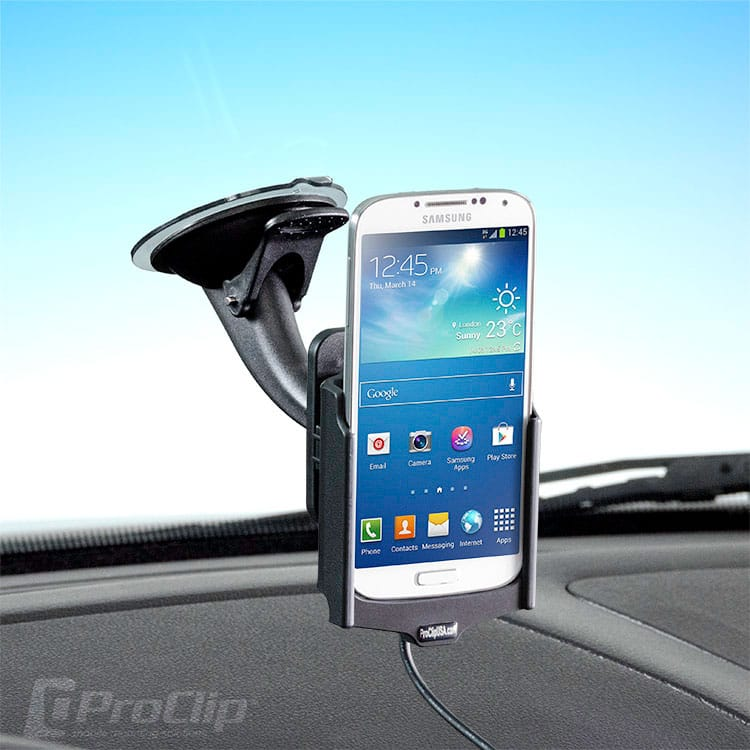 Custom Suction Cup Phone Mount