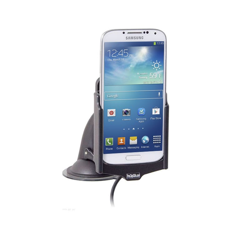 Samsung Galaxy S4 Charging Suction Cup Mount