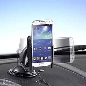 Samsung Galaxy S4 Suction Cup Mount Kit