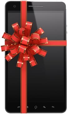 Holiday Phone Giveaway
