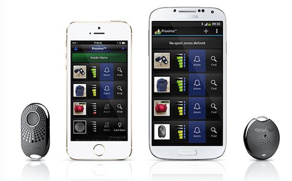 Kensington iPhone Android splash