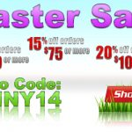 Save During Our Easter Sale & Enter to Win a Galaxy Tab 3!