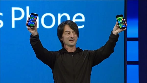 Windows Phone 8.1 at Build 2014