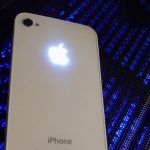 Glowing Apple Logo Rumored for iPhone 6