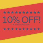 Labor Day Sale! Save 10% OFF Site Wide!
