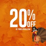 Thanksgiving Sale! Save 20% Off Sitewide!
