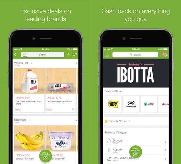 IBotta Shopping App