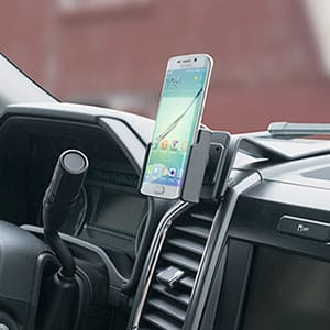 F 150 Custom >> Ford F-150 Phone Mounts and Holders