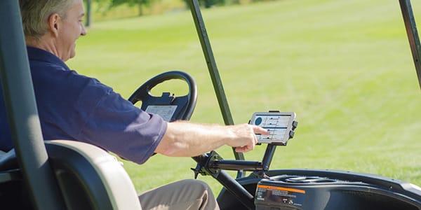 Golf Cart Mounts