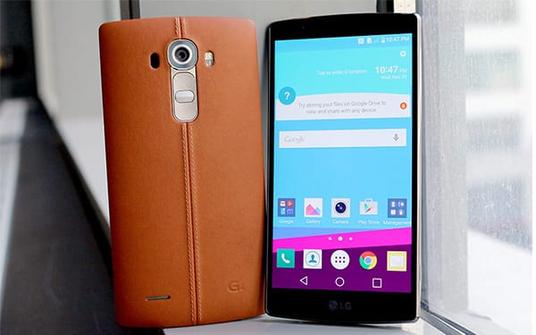 LG G4 specs and car mount phone holders