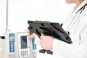 Tablet Stand for Healthcare