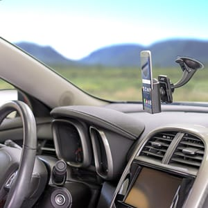 suction cup windshield mounts