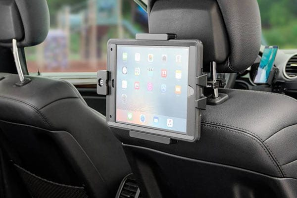 5 Road Trip Apps and Rear Seat Entertainment Mounts