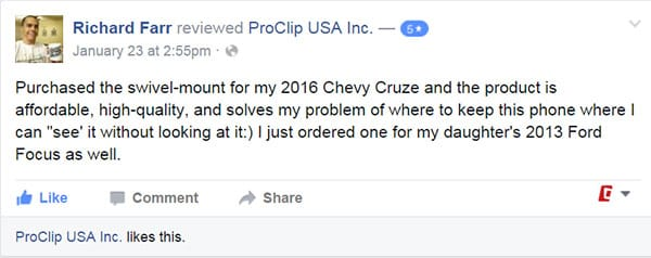 ProClip USA Car Phone Holders and Mounts Reviews