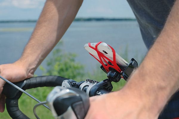 Benefits of using a butterfly universal bike mount