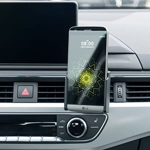 Audi A Angled Dashboard Phone Mounts And Holders - Audi iphone 6 car mount