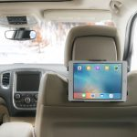 Dodge Durango Official Licensed MOPAR Headrest Mounts