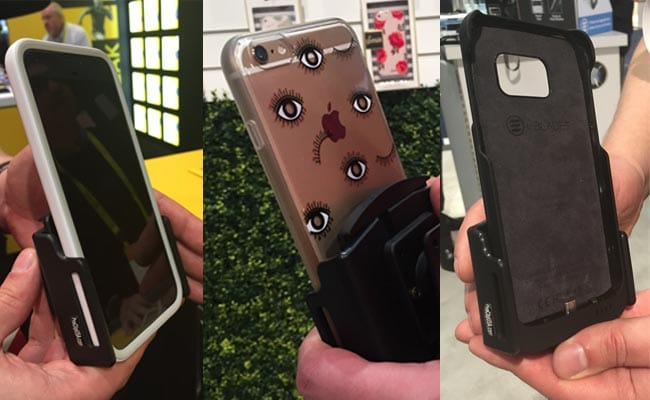 New Cell Phone Cases We Loved at CES 2017