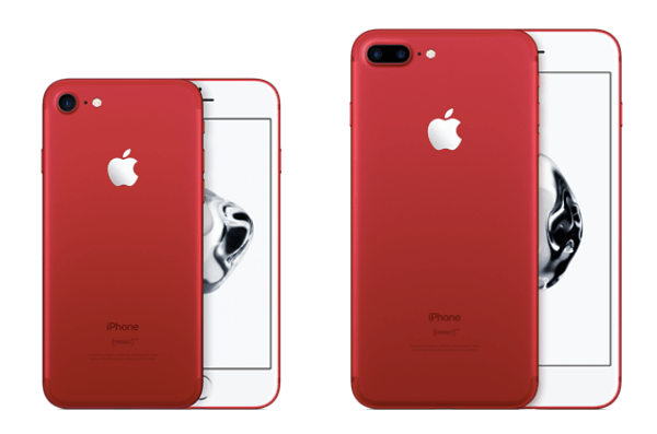 iPhone 7 iPhone 7 Plus product red