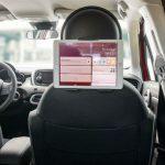 Fiat 500 X/L Official Licensed MOPAR Headrest Mounts