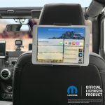 Jeep Wrangler Official Licensed MOPAR Headrest Mounts