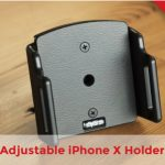 [Video] iPhone X Adjustable Phone Holder