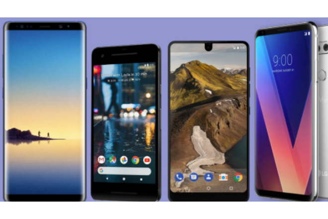 2017 Android Phones