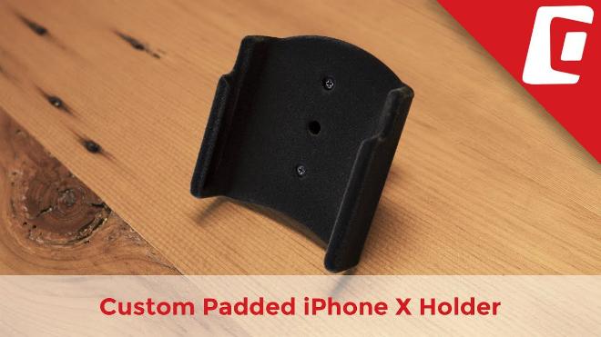 iPhone X Custom Phone Holder