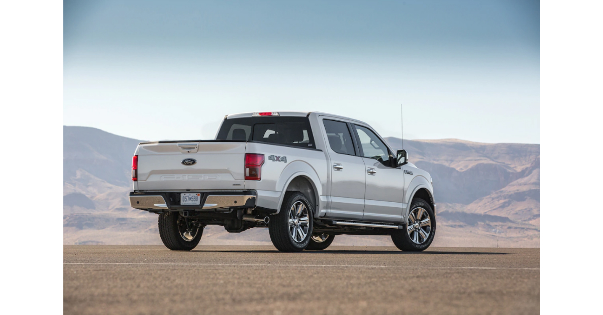the 2018 ford f 150 first drive reviews are in proclip usa. Black Bedroom Furniture Sets. Home Design Ideas