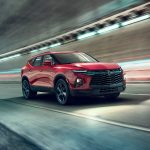 Are You Ready for the Return of the Chevy Blazer?