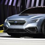 The Subaru WRX Hatchback is Coming Back