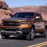 2019 Ford Ranger Named Best in Class Fuel Economy Rating