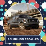 1.5 Million Ford F-150s Recalled – ProClip Roundup Recap