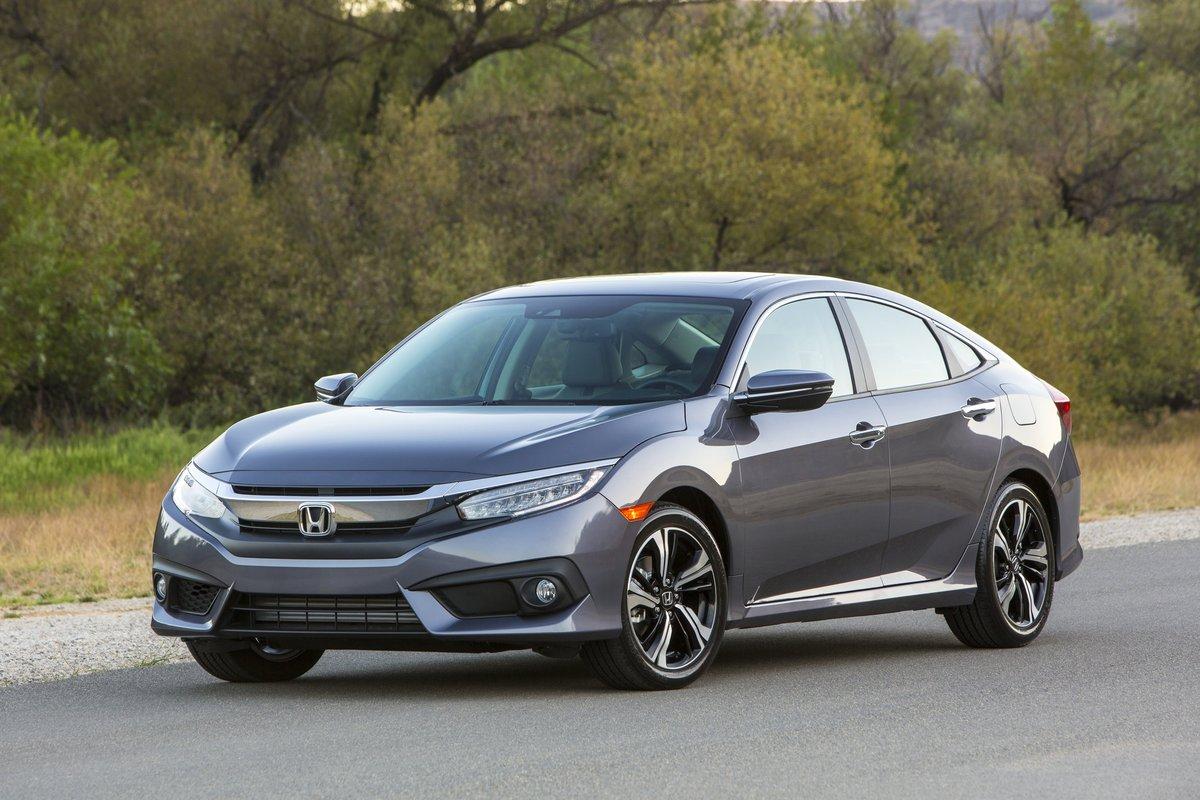 Honda Usa Cars >> Honda Civic Sales Surge As Other Automakers Abandon Cars