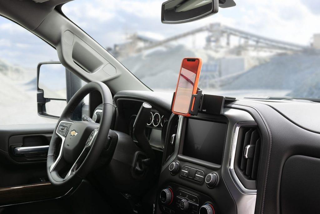 Silverado Phone Mounts